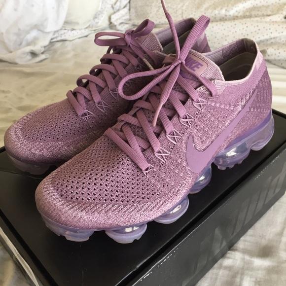 nike vapormax violet dust